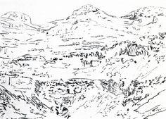Pyrenees [68/7] » Art » Gerhard Richter