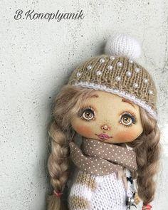 Всем привет!👋 Куколка выполнена на заказ,повторчик. Кто ждёт свободных малышек,скоро будут!👌😍😘