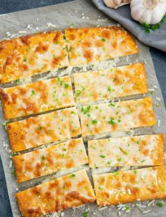 These cheesy breadsticks are super easy to make. They only require 3 ingredients and are also gluten-free and low carb.