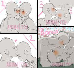 [CLOSE] [THANK U] Sweet kisses #4 by An1m4