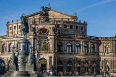 The Semper Opera House in Dresden. #germany25reunified Enter the #InspiredBy Pinterest Contest for your chance to win a trip to Germany!