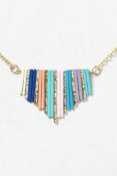 anthropologie necklace by Pikssik