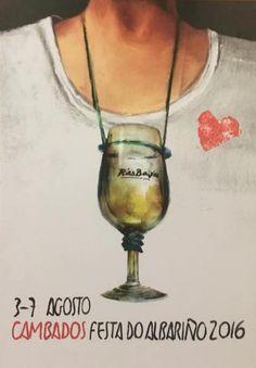 Hoy comienza una nueva ediciónd e la Festa do Albariño de #Cambados en las #RíasBaixas, el lugar ideal para degustar un buen vino este fin de semana #SienteGalicia       ➡ Descubre más en http://www.sientegalicia.com/