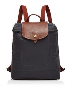 Longchamp Backpack - Le Pliage | Bloomingdale's