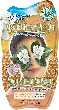 Montagne Jeunesse Manuka Honey Peel Off Mask