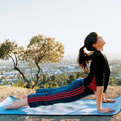 The 10 Best Yoga Poses for Runners