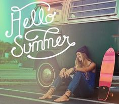 #Fashion  Summer Style : Hello Summer!