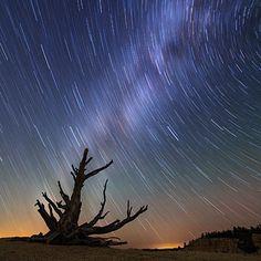 Night skies in Utah