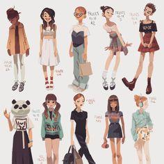 """New magazine girls on my tumbl!  #girls"""