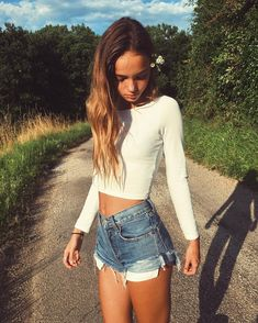 """[fc: inka williams] """"hii,"""" i smile shyly. """"i'm enya. i'm fifteen and a freshman. i'm pretty quiet and shy unless i get to know you really well then you'll see how outgoing i can be."""" i laugh softly. """"i love drake, writing, and shopping, and art class."""" i grin."""