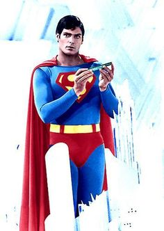 Chistopher Reeve | SUPERMAN, 1978.