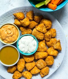 These Super Easy Airfryer Homemade Chicken Nuggets are a delicious, healthy way to enjoy your favourite fast food at home without the guilt - and the best part is that you can freeze the leftovers! Healthy Chicken, Chicken Recipes, Queso Frito, Cheesesteak Stuffed Peppers, Homemade Chicken Nuggets, Gourmet Recipes, Healthy Recipes, Air Fryer Recipes, Great Recipes
