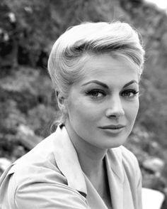 Beautiful brows from Anita Ekberg. My Brow Lift in Grace K helps achieve the same look.