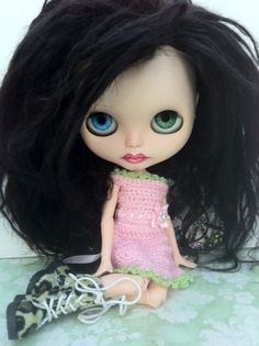 Custom Blythe Doll OOAK Fiona by EmmyB.lythe