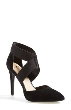 $89. available in red. Jessica Simpson 'Venita' Pump (Women) available at #Nordstrom