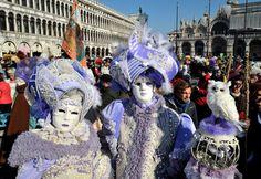 Carnaval de Venecia 2015 -5 El Carnaval de Venecia, uno de los carnavales más populares del mundo, data del S.XI. Este festival empezó el 31 de enero y dura hasta el 17 de febrero. y tiene lugar en la romántica ciudad italiana.
