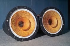 Atelier Rullit - AERO 6 field coil full range speaker.