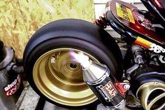 Honda Ruckus Flame
