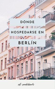 ¿Estás planeando un viaje a Berlín y no sabés dónde hospedarte? Hacé clic acá para leer una guía súper completa y práctica de los mejores barrios para hospedarse en Berlín! Incluye recomendaciones de cosas para hacer, transporte, hoteles y hostales para todos los presupuestos, y mucho más! Viajar a Berlín   Viajar a Alemania   Viajar a Europa   Hospedaje en Berlín   #berlin #europa #viajes #hospedaje #hoteles #viajar Multi Story Building, Germany, Names, Europe, Instagram, Fun, Trips, Travel Blog, Travel