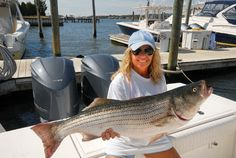 """Introducing Women to Saltwater Fishing  http://petoskeylocalnews.com/introducing-women-to-saltwater-fishing/   Introducing Women to Saltwater Fishing SALTWATER FISHIN' VOL. 6, NO. 8 So your wife, girlfriend or daughter wants to try fishing? How you handle her initial experience can make all the difference.  """"Daddy, take me fishing,"""" are four words any fishing father loves to hear from his son, but it has become a"""
