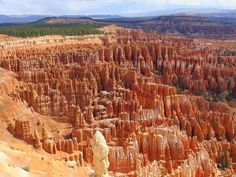 The Land Of The Hoodoos: Bryce Canyon - Utah