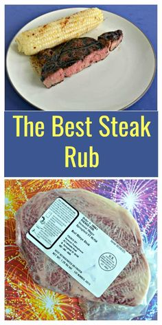 The Best Steak Rub starts with a great steak. #beefrecipes #steakrecipes #steakrubrecipes | Beef Recipes | Steak Rub Recipes | Steak Recipes | Steak Marinade Recipes | Best Steak Rub, Steak Rubs, Great Steak, Best Beef Recipes, Rub Recipes, Homemade Spice Blends, Homemade Spices, What Is Wagyu Beef, Spice Rub