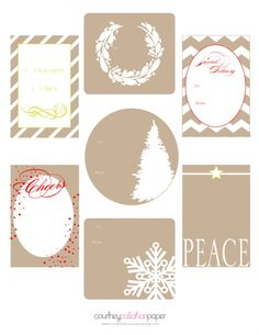 HolidayTags