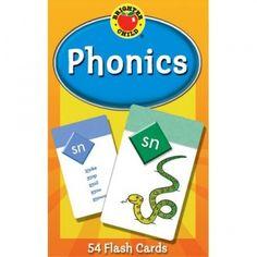 Brighter Child Flash Cards Phonics