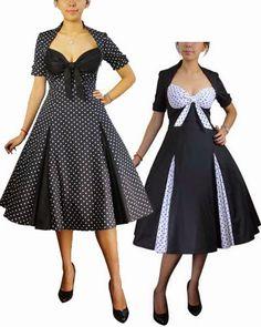 retro,rockabilly,dress.jpg (400×500)