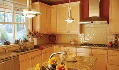 Jesse Belle Craftsman Home Kitchen from houseplansandmore.com