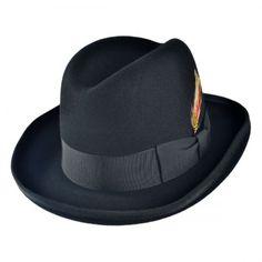c31f0eee341 Classics Godfather Hat - Made in the USA Jaxon Hats