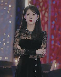 Discover recipes, home ideas, style inspiration and other ideas to try. Asian Woman, Asian Girl, Iu Hair, Korean Girl, Korean Star, Luna Fashion, Korean Actresses, K Idols, Pretty People