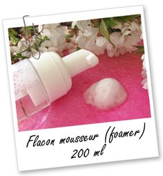 Flacon mousseur ou foamer Aroma-Zone