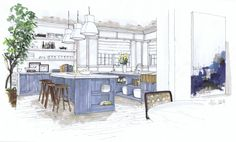 Design Competition, Michelle Morelan Design and Rendering