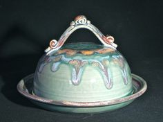 Functional Pottery Gallery - East Ridge Pottery: Unique Handcrafted Pottery By Sharon Galbraith