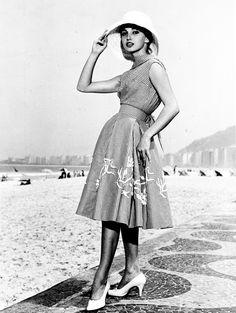 Copacabana in the 50s