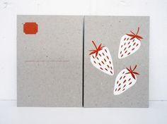 Karolin Schnoor Art Prints via Oh So Beautiful Paper (2)