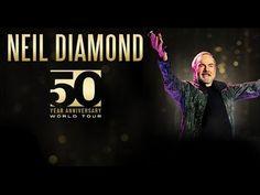 Sweet Caroline Lyrics, Video and Interesting Facts About Neil Diamond