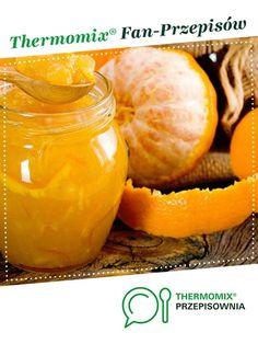 Dżem pomarańczowo jabłkowy z migdałowymi płatkami jest to przepis stworzony przez użytkownika Aneta8311. Ten przepis na Thermomix® znajdziesz w kategorii Dodatki na www.przepisownia.pl, społeczności Thermomix®. Cantaloupe, Food And Drink, Fruit, Jars, Fitness, Kitchen, Thermomix, Cooking, Pots