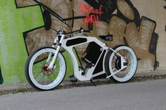E-Norm V3 Bullet E Bike.