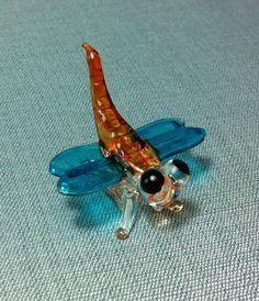 Hey, I found this really awesome Etsy listing at https://www.etsy.com/listing/168112831/hand-blown-glass-funny-dragonfly-insect
