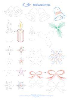 borduurpatroon