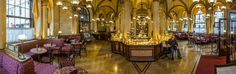 Best Bars in Vienna - Cafe Central Cafe Central, Central Europe, Vienna Cafe, Old Street, Street Lamp, Cool Bars, Amazing Architecture, Restaurant Bar, Vacation