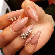 2015 pointy nail designs - Google Search
