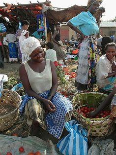 Mawa Market, Kasese, Uganda