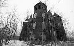 Abandoned Hospital - Staten Island