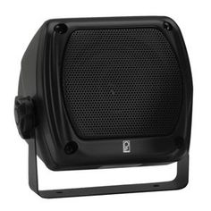 """Polyplanar - Poly-Planar Ma840 (B) Sub Compact Box Speaker 80 Wat """"Product Category: Entertainment/Speakers"""". POLY-PLANAR MA840 (B) SUB COMPACT BOX SPEAKER 80 WAT - Subcompact Box Speakers - Part Number: MA-840B - These subcompact box speakers are designed to fit in difficult locations and still offer high quality music sound. The ultra-low magnetic field design lets you mount them anywhere without adversely affecting navigation equipment such as compasses and autopilots. Polypropylene…"""