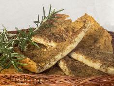 Non potete non provare la farinata o cecina al microonde: facile, buona, velocissima, infallibile!