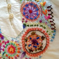Bordado embrodery