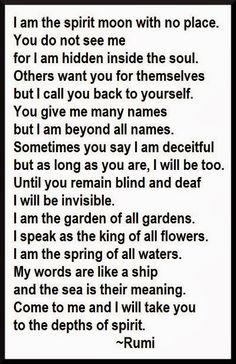 rumi quotes on life and death - Google Search